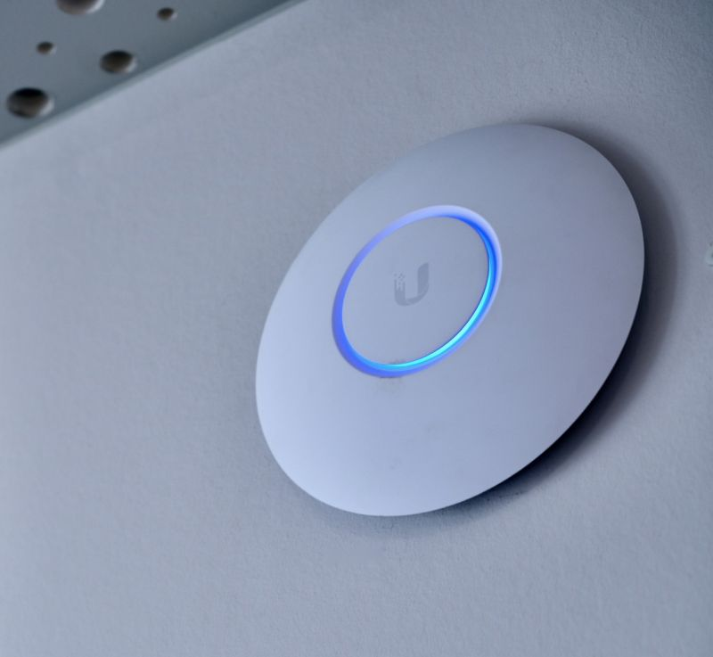 access point home page